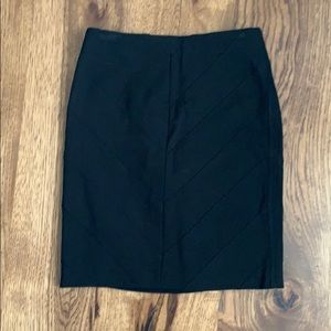 NWT Black Pencil Skirt